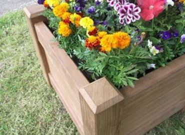 Picture for category Wooden Planters